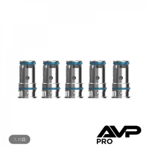 AVP Pro Replacement Coils 0.65ohm - 5 Pack