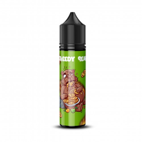 Cookie Cravings By Greedy Bear Eliquid