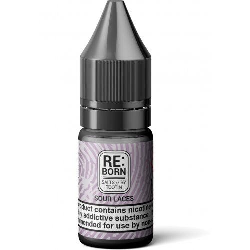 RE:Born - Sour Laces - 10ml Nic Salts