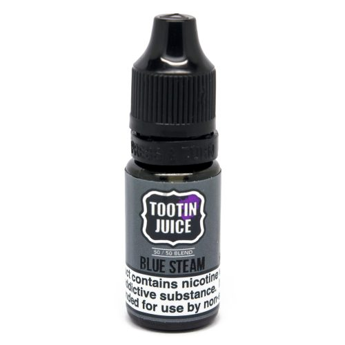 Blue Steam Tootin Juice (formerly known as Blueberry Haze)